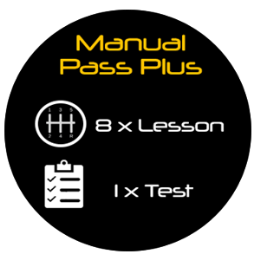 Manual Pass Plus - 8 Lessons + Test