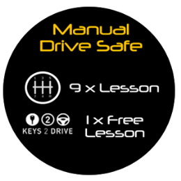 Manual Drive Safe Package - 10 Lessons