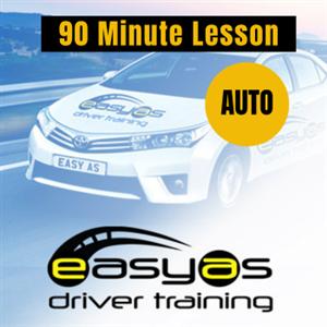 1.5h Auto Driving Lesson