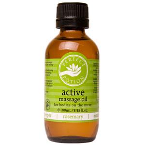 Active Massage Oil 100 ml