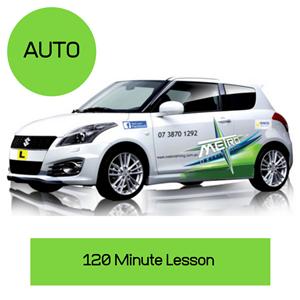 Standard 2 Hour Auto Lesson