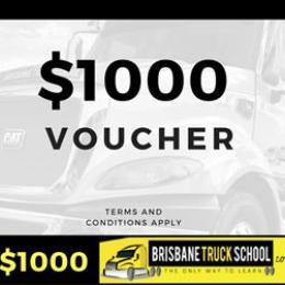 Gift voucher - $1000