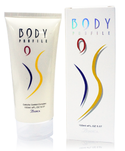Cellulite Herbal Cream - Body Profile