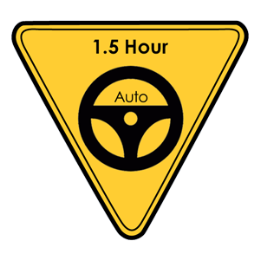 Auto - 1.5 Hour Standard