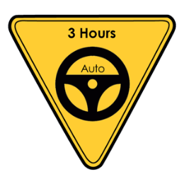 Auto - 3 Hours Advanced Driver Pack