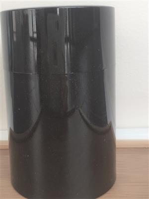 Japanese Tea Tin - Black