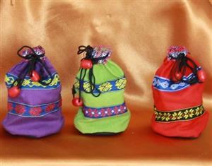 Pu-erh Tea Mini Tuocha Storage Bag