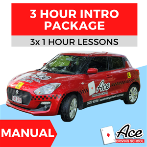 Manual Introductory Package 3x 1 hour * One-Time-Only