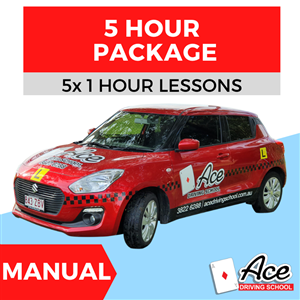 Manual 5x Lesson Package