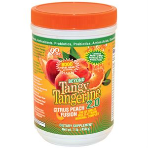 """<p style=""""text-align: center; padding-left: 60px;""""><span style=""""font-size: 12pt;""""><strong>CITRUS PEACH FUSION - 480 G CANISTER</strong></span></p> <p style=""""text-align: left;""""><span style=""""font-size: 12pt;"""">Your body needs 90 essential nutrients</span><br /><span style=""""font-size: 12pt;"""">True health and wellness is only possible if it radiates from a solid, fundamentally-sound center. There is a core group of 90 essential nutrients that has the greatest positive effect in bringing vibrant health to the human body's complex and multi-dimensional systems</span>.<br /><br /><span style=""""font-size: 12pt;"""">Beyond Tangy Tangerine 2.0 is the most advanced multi-vitamin mineral complex to date that provides you the highest quality essential nutrients that your body needs for optimal health. Synergizing cofactors ensure maximum nutrient absorption and benefits.</span></p> <p style=""""text-align: left;""""><span style=""""font-size: 12pt;"""">With over 8000 ORAC certified organic ingredients and synergizing cofactors to maximize vitamin and mineral uptake Beyond Tangy Tangerine 2.0 is the most advanced multi-vitamin mineral complex on the market. Beyond Tangy Tangerine 2.0 provides you with: energy boosting nutrients PuriGenic™ antioxidant support PrePro™ prebiotic and probiotic blend over 500(#)mg of natural amino acids and increased potencies of most vitamins and minerals for optimal wellness.</span></p> <p style=""""text-align: left;""""><span style=""""font-size: 12pt;""""> * WARNING: If you are pregnant nursing or taking medications consult your healthcare professional before using this product. KEEP OUT OF REACH OF CHILDREN. For dietary supplement use only.</span></p> <p style=""""text-align: left;""""><span style=""""font-size: 12pt;"""">Mix the powder in the blender with your favourite juice or water add some fruit to make a delicious healthy concoction to keep you energize through the day. Place the mixture in the glass botol and have it when you thirsty as a whole food.</span></p> <p style=""""text-alig"""