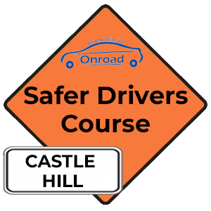 <p>Safer Drivers Course by Onroad Driving School in Castle Hill + Hills Suburbs + Kellyville & surrounding suburbs.</p>