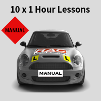 10 x Manual Lesson Package
