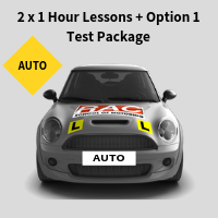 """<p></p> <p><strong>This Package includes:</strong></p> <ul> <li>2 x 60 Minute Driving Lessons</li> <li>1 x Test Day Package (Option 1)*</li> </ul> <p></p> <p></p> <p>The prospect of learning to drive can often be daunting, more so if your first language isn't english. However, this is where our expert International Licence Changeover Instructors stand out from the crowd, with many years of experience working with people whose first language isn't English - They are cool, calm and relaxed and explain methods simply, avoiding confusion and have the ability to give instruction and answer questions in a fashion that is easy to comprehend.</p> <p></p> <h3><em>""""WE ARE THE EXPERTS IN INTERNATIONAL LICENCE CHANGEOVERS""""</em></h3> <p></p> <p></p> <p><span style=""""font-size: 8pt;"""">*Department of Transport Test Booking Fee Not Included</span></p> <p></p>"""
