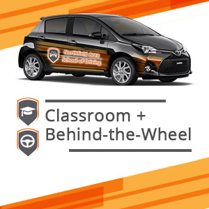Classroom + BTW at Northfield School of Driving
