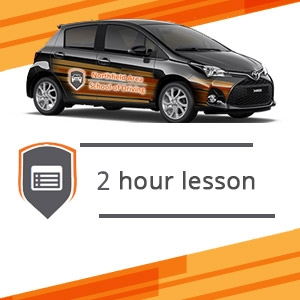 2 Hour Driving Lesson at Northfield School of Driving
