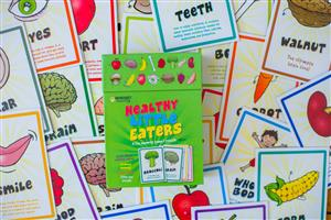 Healthy Little Eaters Game at First Things First Wellness Centre