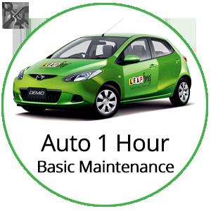 Automatic 1 Hour Basic Vehicle Maintenance at Leapfrog Driving Pty Ltd