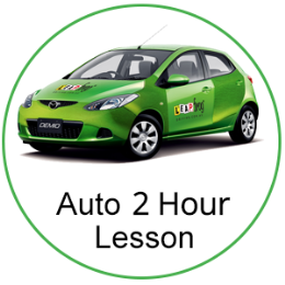 Automatic 2 Hour Lesson