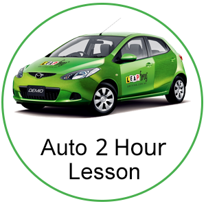 Automatic 2 Hour Lesson at Leapfrog Driving Pty Ltd