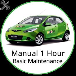 Manual 1 Hour Basic Vehicle Maintenance