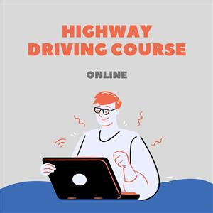 Highway Driving Course (Online) at Onroad Driving Education