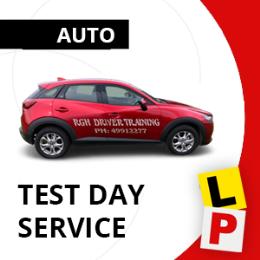 Auto Test Day Service