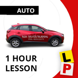 Auto 1hr Lesson Voucher