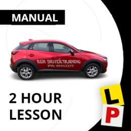Manual 2hr Lesson Voucher