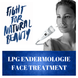 LPG Endermologie Face Treatment- 40 Minutes