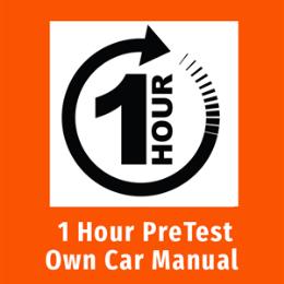 1 Hour PRE Test Lesson