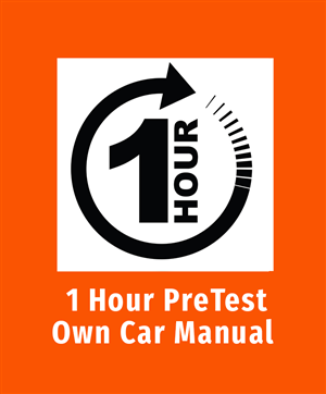 1 Hour PRE Test Lesson at UTTER Training Driving School