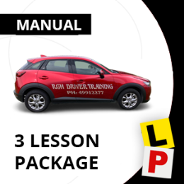 Manual 3 Lesson Package