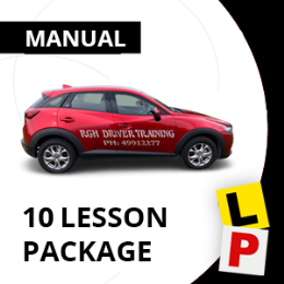 Manual 10 Lesson Package
