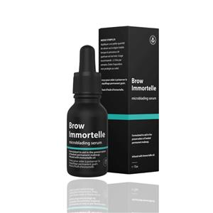 Brow Immortelle at First Things First Wellness Centre