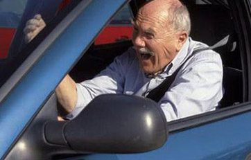 ageing driver re-test in Geelong