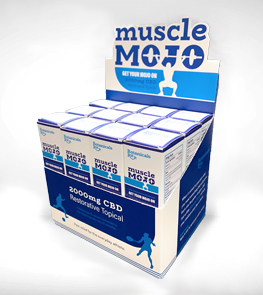 Mojo Muscle at Tri-Covery Massage & Flexibility