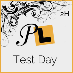 2.5 Hours Test Day at Platinum Driving Tuition
