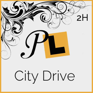 2 Hours City Drive at Platinum Driving Tuition