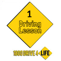 1 Lesson  at Drive4Life