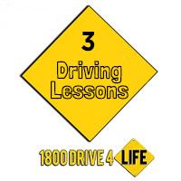 3 Lessons Package at Drive4Life