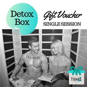 Detox Box Session Gift Voucher at First Things First Wellness Centre