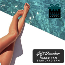Standard Spray Tan Gift Voucher