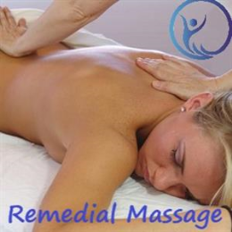 Remedial Massage- 1h 30min