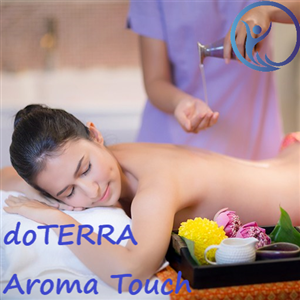 doTERRA Aroma Touch- 1h 30min at JoAnn Prior Relax4health Massage Therapy Holistic