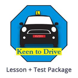 Single Auto Lesson + Test