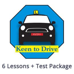 6 Auto Lessons + Test