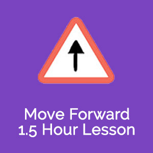 1.5 Hour Automatic Lesson at Gonow Driving School