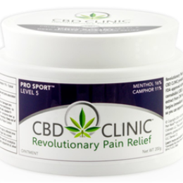CBD Clinic Level 5, 400mg