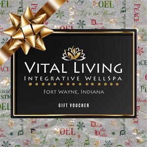 $30 Gift Voucher at Vital Living WellSpa
