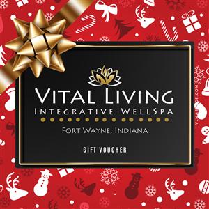 $75 Gift Voucher at Vital Living WellSpa